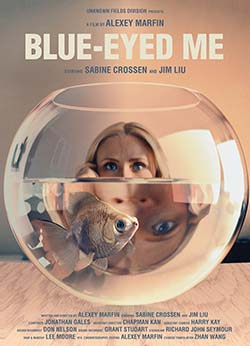 Blue-Eyed Me Poster