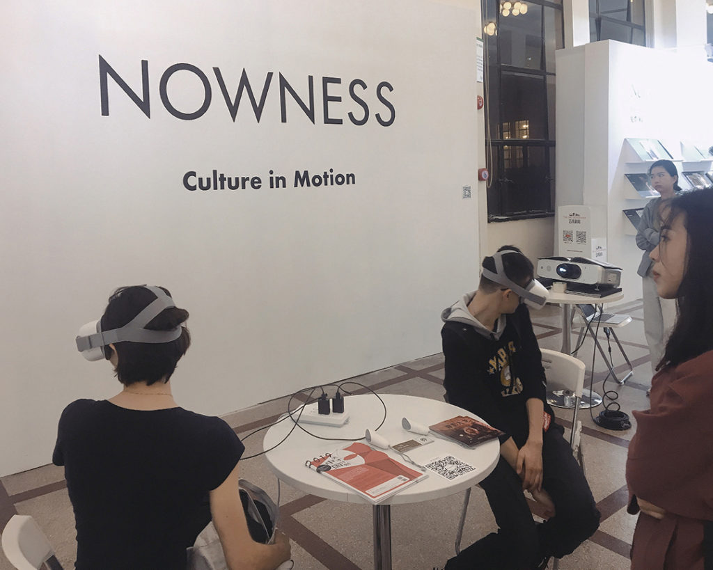 NOWNESS x PHOTOFAIRS - Kowloon Forest
